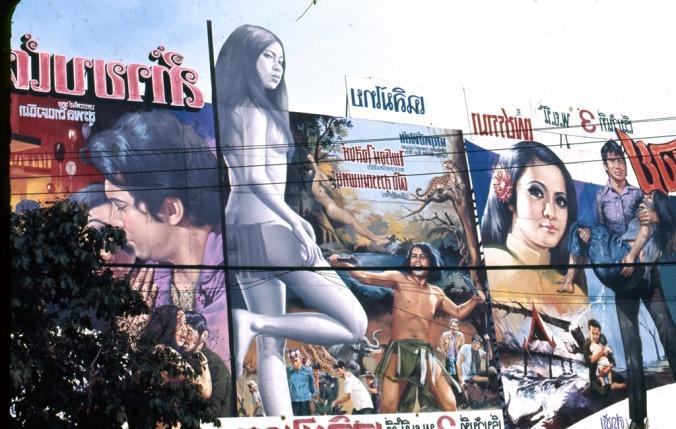 Bangkok 1972 posters